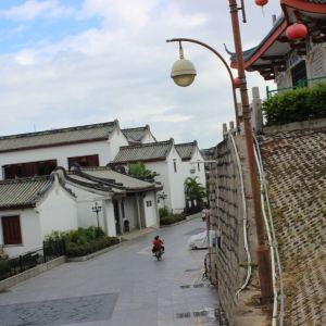 古府城墙旅游景点攻略图