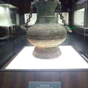 合浦汉代文化博物馆旅游景点攻略图