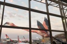 颇具特色的肯尼亚内罗毕机场