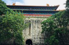 南京明孝陵中山陵