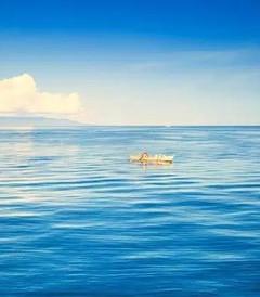 [美娜多游记图片] 上帝打翻了蓝颜料的美娜多,一座景美人少的治愈系小岛