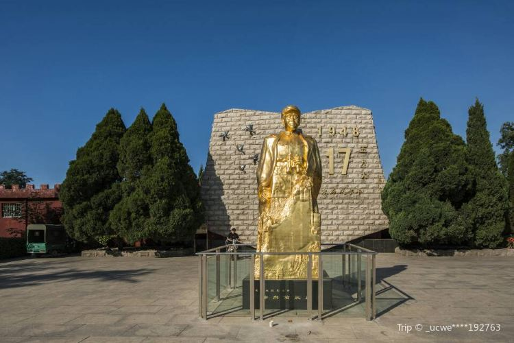 臨汾烈士陵園1