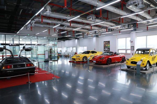World Automobile Jeju Museum