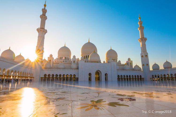 謝赫扎耶德清真寺4