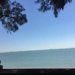 港仔后海滨浴场旅游景点攻略图