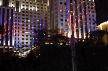 汕头时代广场灯光夜景