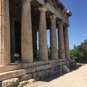 赫菲斯托斯神庙旅游景点攻略图