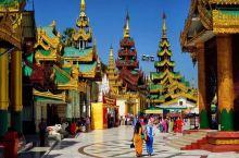 缅甸之瑞光大金塔