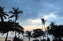 芭提雅海滩,简单的幸福