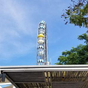 华欣圣托里尼公园旅游景点攻略图
