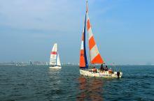 拥抱海洋,五缘湾帆船出海玩去喽