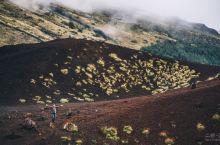 埃特纳-徒步欧洲最活跃的火山之一