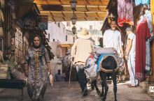 网红摩洛哥,绕不尽路的非斯
