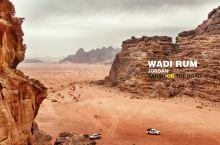 《火星救援》《阿拉伯的劳伦斯》取景地,瓦迪拉姆