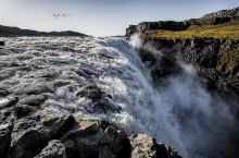 Dettifoss黛提瀑布—《普罗米修斯》取景地