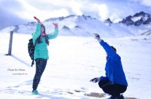 国内小瑞士—嘉峪关七一冰川