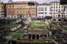 古战神广场祭祀区,一个可以吸猫的广场