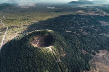 中国最容易去的火山公园在哪里