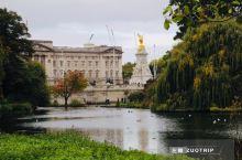 伦敦早已不是雾都,现在绿的沁人心脾。