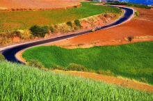 上帝打翻的调色盘——东川红土地