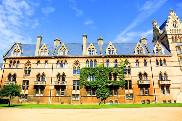 University of Oxford4