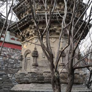 戒台寺旅游景点攻略图