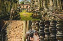 #世界遗产 柬埔寨吴哥窟,外圈游玩攻略