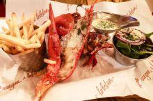 龙虾与汉堡,英国也有饕餮大餐