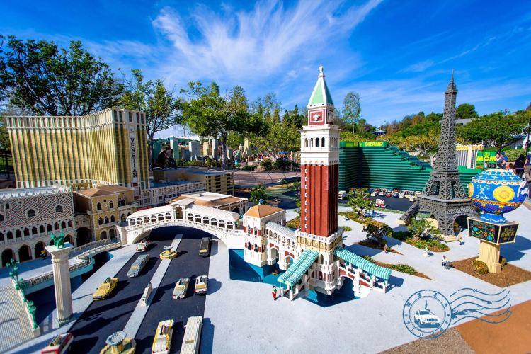 加利福尼亞樂高樂園3