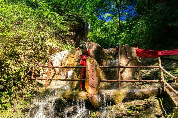 Tiannvshan Forest Park3