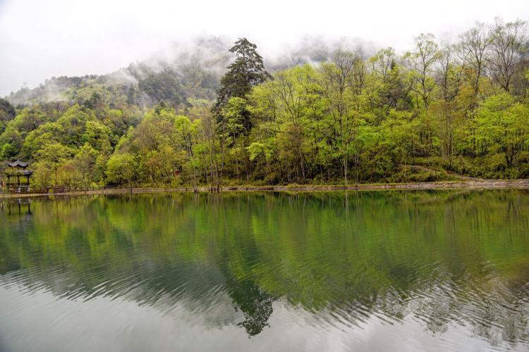 Laba River Park, Erlangshan National Park2