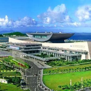 国际会展中心旅游景点攻略图