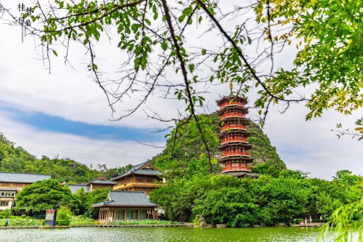 Guilin Mulong Lake2