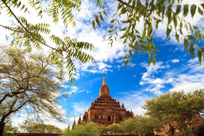 Shwesandaw Pagoda3