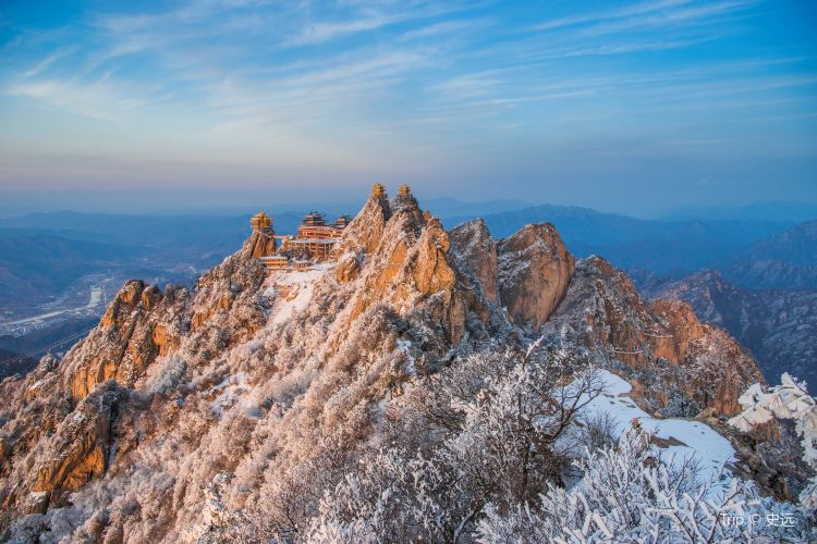 Luoyang Laojun Mountain2
