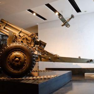 军事博物馆旅游景点攻略图