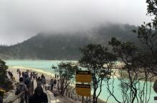 印度尼西亚卡瓦普定火山湖