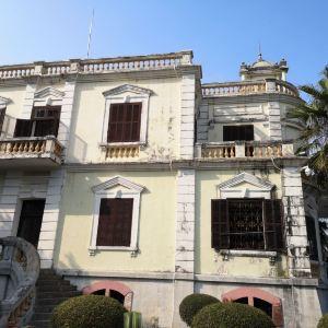 广州湾法国公使署旧址旅游景点攻略图