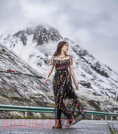 [新疆游记图片] 我站在壮阔与辽远的边境,我在新疆(连载中)
