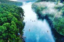 泰国北端隐藏了一个小瑞士,在薄雾笼罩的森林河谷中