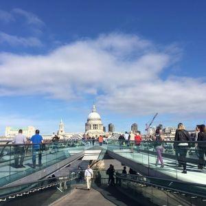千禧桥旅游景点攻略图