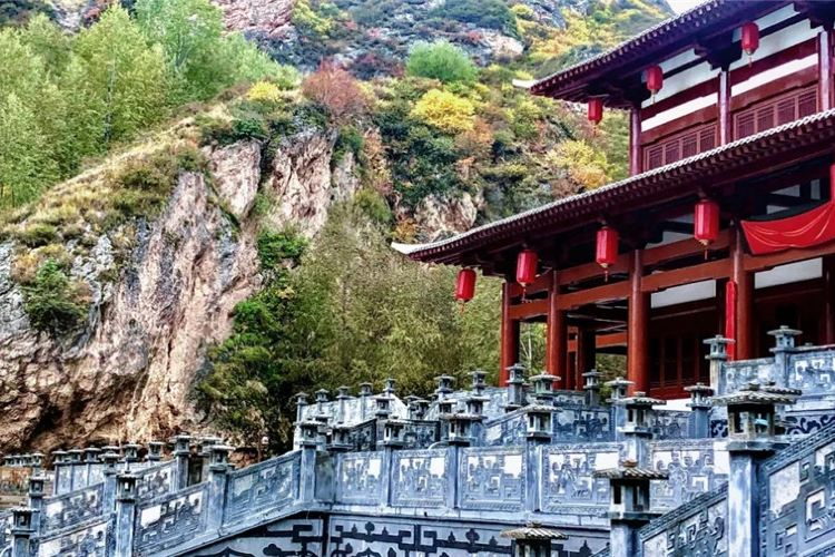 Zongjiagou Culture Tourism Sceneic Area