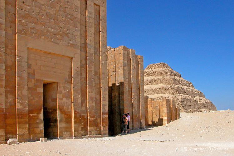 Pyramid of Djoser3