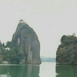 夷望溪旅游景点攻略图