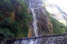 莲花峰瀑布12