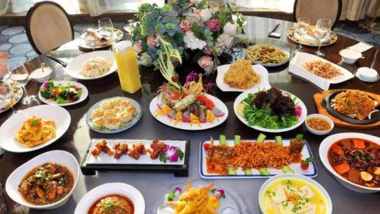 金茂融合菜餐廳