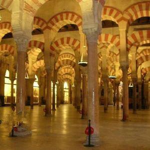 科尔多瓦大清真寺旅游景点攻略图