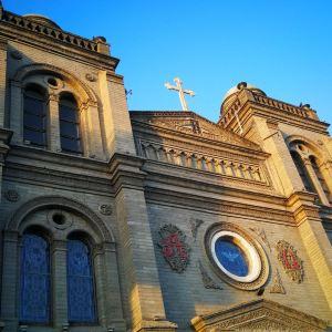 保定天主教堂旅游景点攻略图