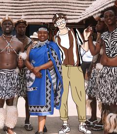 [开普敦游记图片] 【带着手绘去旅行】一秒爱上南非!超Local的14天南非深度游