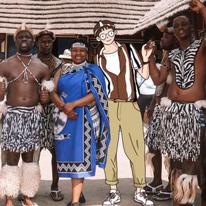 约翰内斯堡游记图文-【带着手绘去旅行】一秒爱上南非!超Local的14天南非深度游